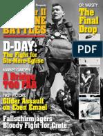 World War II Airborne Battles 2014 USA