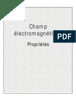 Champ électromagnétique- Propriétés.pdf