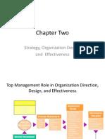 Strategy Organization Design