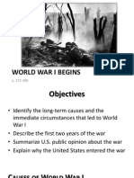 01 11-1 world war i begins