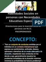 Habilidades Sociales en personas con Necesidades Educativas Especiales.pptx