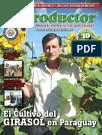 EL PRODUCTOR REVISTA - AÑO 10 - 121 - JUNIO 2010 - PARAGUAY - PORTALGUARANI