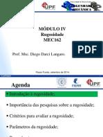 Rugosidade_Módulo IV.pptx