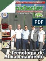 EL PRODUCTOR REVISTA - AÑO 10 - 122 - JULIO 2010 - PARAGUAY - PORTALGUARANI