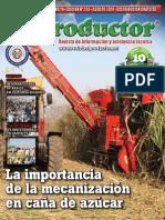 EL PRODUCTOR REVISTA - AÑO 10 - 123 - AGOSTO 2010 - PARAGUAY - PORTALGUARANI