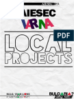 AIESEC Varna Booklet Exchange