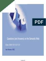 Semantic Web 1