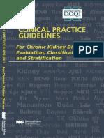 Ckd Evaluation Classification Stratification