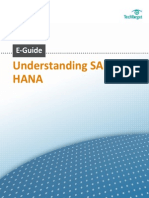 Sap Hana Crash Course