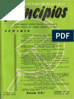PRINCIPIOS N°18 - DICIEMBRE DE 1942 - PARTIDO COMUNISTA DE CHILE