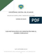 Guía Metodológica para el Examen Complexivo 2014.docx