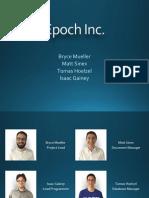 epoch inc