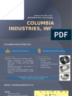 Columbia Industries Inc.