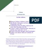 BCS e-News 24 October 2014