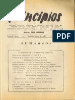 PRINCIPIOS N°24 - JUNIO DE 1943 - PARTIDO COMUNISTA DE CHILE