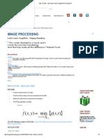 Min Filter - Matlab Code _ Image Processing