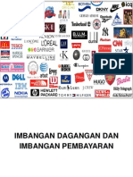 Bab 3 Perdagangan Antarabangsa (Imbangan Pembayaran)