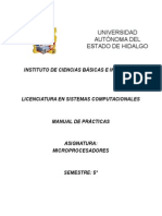 MANUAL DE PRACTICAS DE MICROPROCESADORES.doc
