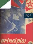 PRINCIPIOS N°28 - OCTUBRE DE 1943 - PARTIDO COMUNISTA DE CHILE