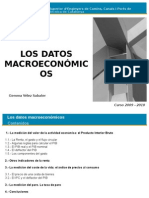 LOS DATOS MACROECONOMICOS.ppt