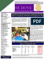RC Holy Spirit E-bulletin WB VII No. 13 October 28, 2014