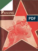 PRINCIPIOS N°32 - FEBRERO DE 1944 - PARTIDO COMUNISTA DE CHILE
