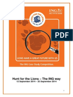 Hunt for the Lions