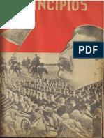PRINCIPIOS N°36 - JUNIO DE 1944 - PARTIDO COMUNISTA DE CHILE