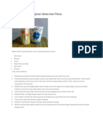 Cara Membuat Kerajinan Gelas kain Perca (tugasPKW).docx