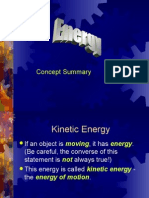 energy ps notes