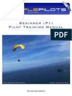 The art of paragliding p1manual fandeluxe Images