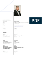 Vangjel Kosta (CV)