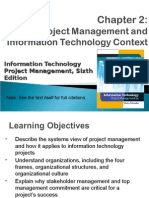 2 - Project Mgt in IT Context