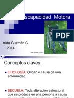 Discapacidad Motora  2014, solo P.C.ppt