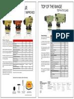 Alam Survey - Automatic Level Horizon 3032, 3028 - 082119696710