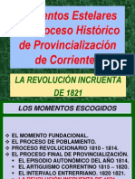 7. 2014.20.08. Proceso Final. La Rev. de 1821.ppt