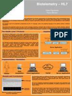 Poster Biotelemetry - HL7