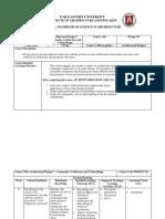 DESIGN 741 - OBE 2014-15