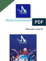 Merlin Entertainment Ppt