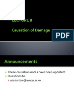 Lecture 8 Causation