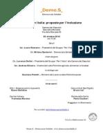Seminario Demos Povertà in Italia