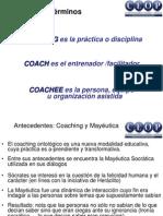 Antecedentes e Introduccion Al Coaching