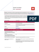 Switzerland IFRS Profile