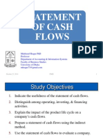Cash Flow Statement Mfh