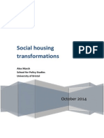 Social Housing Transformations