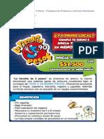 Franquicia La Tiendita de 3 Pesos de Mexico