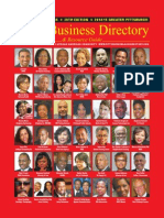 2015 Pittsburgh Black Business Directory