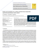 Design and simulation of a carbon nanotube-based adjustable nano-electromechanical shock switch.pdf