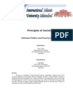 Pakistani Politics and Poverty in Pakistan