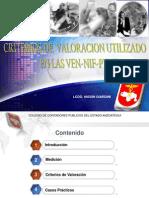 Criterios de Valoracion EJERCICIOS.pptx